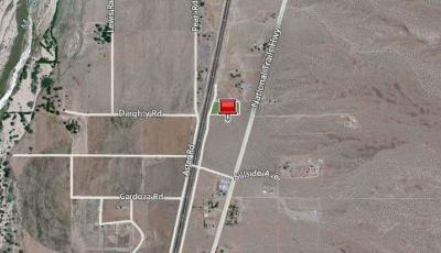 Helendale Residential Lots & Land For Sale: Route 66 Highway