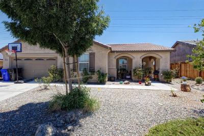 Victorville Single Family Home For Sale: 16595 Jasmine Street