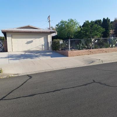 Barstow Single Family Home For Sale: 1524 Church Street