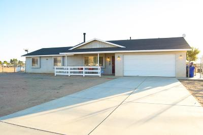 Apple Valley Single Family Home For Sale: 14024 Natoma Road