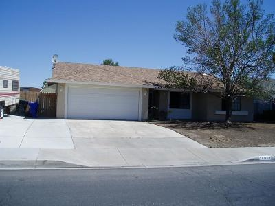 Victorville Single Family Home For Sale: 14818 Balmoral Drive