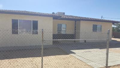 Hesperia Single Family Home For Sale: 9504 Choiceana Avenue