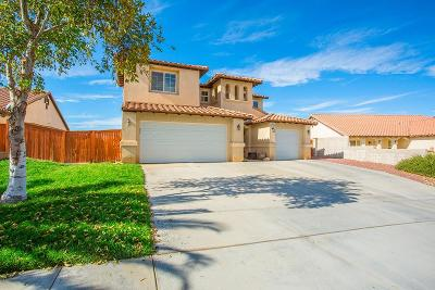 Victorville Single Family Home For Sale: 12720 Sweetwater Circle