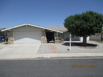 Victorville Single Family Home For Sale: 13965 Smoke Tree Road