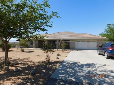 Apple Valley Single Family Home For Sale: 20511 Zuni Road