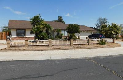 Victorville Single Family Home For Sale: 11462 Brackenfern Court