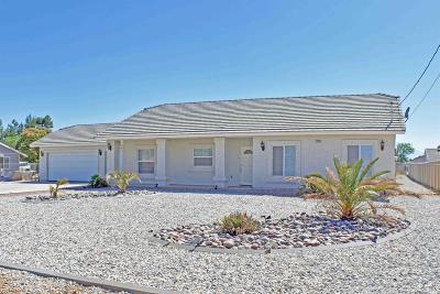 Hesperia Single Family Home For Sale: 7384 Lyons Avenue