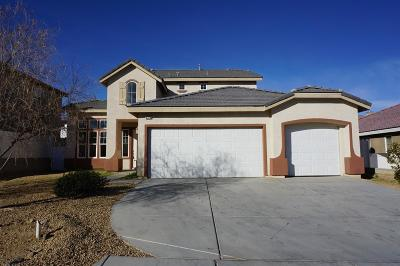 Barstow Single Family Home For Sale: 2120 Diamond Avenue
