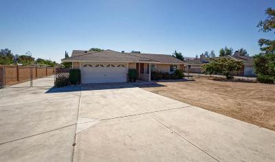 Hesperia Single Family Home For Sale: 7509 Corona Avenue