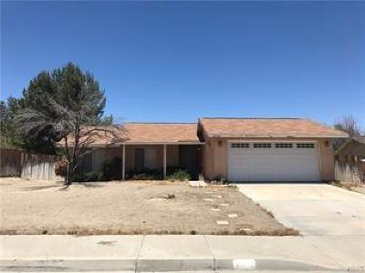 Victorville Single Family Home For Sale: 14780 Newcastle Way