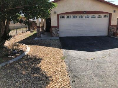 Barstow Single Family Home For Sale: 36811 Harford Avenue