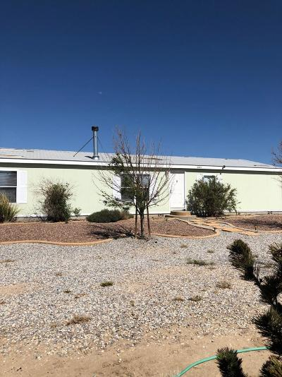 Phelan Single Family Home For Sale: 12225 Lager Road