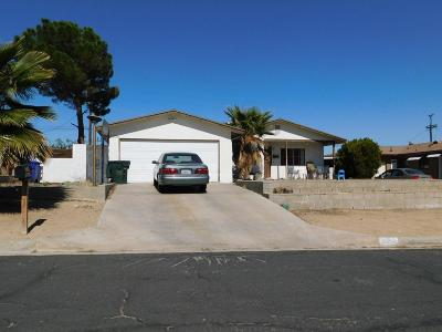 Victorville Single Family Home For Sale: 15154 Prado Court