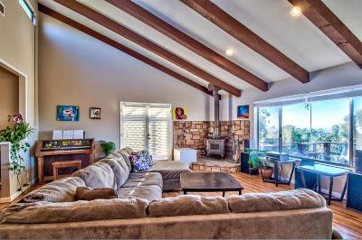 Pinon Hills Single Family Home For Sale: 9380 Desert View Road