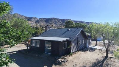 Pinon Hills Single Family Home For Sale: 9312 Fuente Querida(Mountain) Road