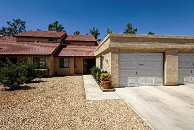 Apple Valley Single Family Home For Sale: 19226 Elm Drive
