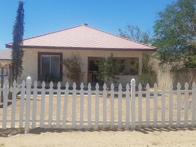 Barstow Single Family Home For Sale: 270 Juniper Street