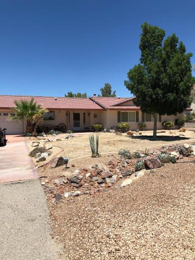 Helendale Single Family Home For Sale: 26648 Hitching Post Lane