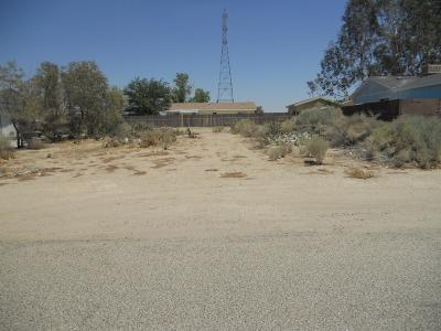 Adelanto Residential Lots & Land For Sale: Panther Avenue