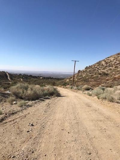 Pinon Hills Residential Lots & Land For Sale: Hillside Place