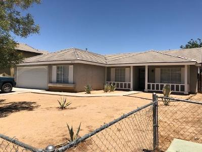Adelanto Single Family Home For Sale: 14797 Cypress Road #92301