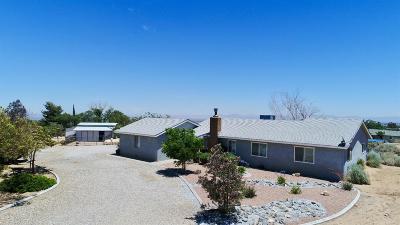 Phelan CA Single Family Home For Sale: $335,000