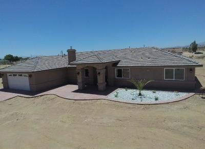 Phelan CA Single Family Home For Sale: $344,900