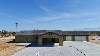 Phelan Single Family Home For Sale: 8405 Gorgonio Road