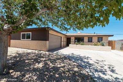 Barstow Single Family Home For Sale: 929 Ann Street