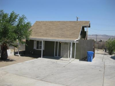 Barstow Single Family Home For Sale: 921 Flora Street