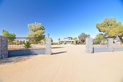 Oak Hills CA Single Family Home For Sale: $413,950