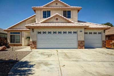 Hesperia Single Family Home For Sale: 14204 Dartmouth Street