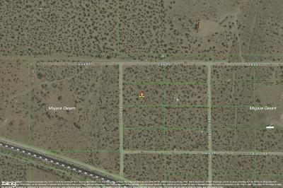 Pinon Hills Residential Lots & Land For Sale: Corton Street