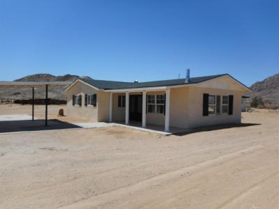 Lucerne Valley Single Family Home For Sale: 33223 Haynes Road