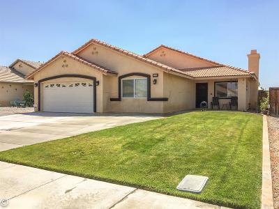 Adelanto Single Family Home For Sale: 14462 Savanna Street