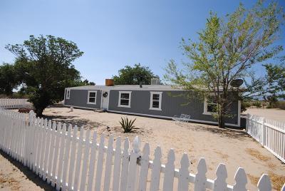 Phelan CA Single Family Home For Sale: $225,500