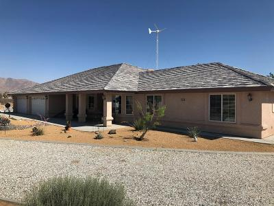 Apple Valley Single Family Home For Sale: 23535 Cuyama Road