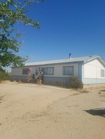 Phelan CA Single Family Home For Sale: $210,000