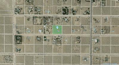 Lucerne Valley Residential Lots & Land For Sale: Mojave Street