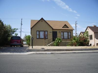 Barstow Single Family Home For Sale: 308 E Williams Street