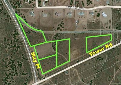 Hesperia Residential Lots & Land For Sale: Tower Road
