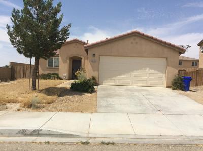 Adelanto Single Family Home For Sale: 10510 Florence Court