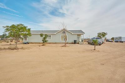 Phelan CA Single Family Home For Sale: $219,900