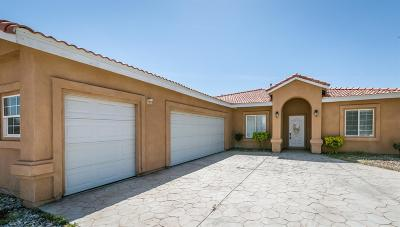 Helendale Single Family Home For Sale: 14387 Schooner Drive