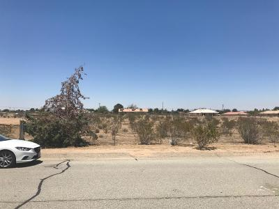 Hesperia Residential Lots & Land For Sale: Linden Street