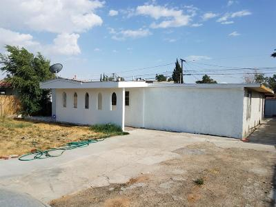 Hesperia Single Family Home For Sale: 16313 Pine Street