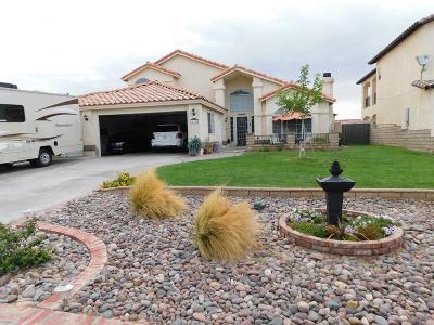 Helendale Single Family Home For Sale: 26386 Corona Drive