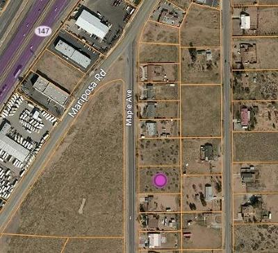 Hesperia Residential Lots & Land For Sale: 317 Maple Avenue
