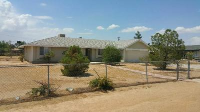 Apple Valley Single Family Home For Sale: 21045 Quileute Road