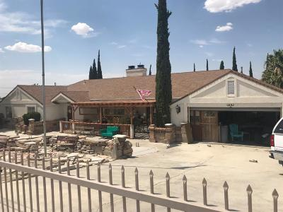 Barstow Single Family Home For Sale: 27672 Travertine Street